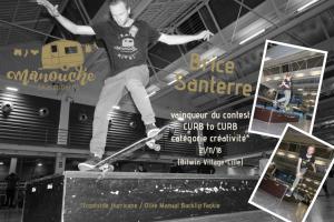 Team Manouche Skateboard