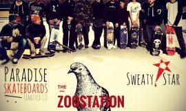 Sessions Zoostation avec Sweaty Star Nov 2019