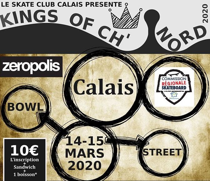King of ch'north 2020 étape calaisienne
