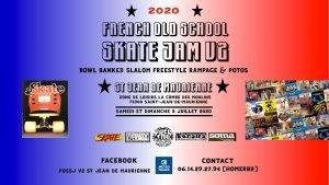 La french Old School Skate Jam de retour !